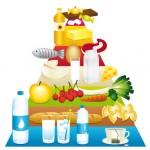Les 10 règles d'or d'une alimentation saine