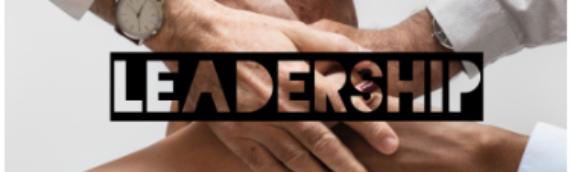 LEADERSHIP: mes premiers pas
